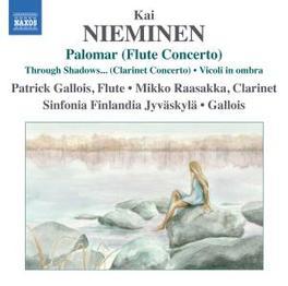 PALOMAR (FLUTECONCERTO) GALLOIS/RAASAKKA Audio CD, K. NIEMINEN, CD