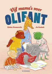 Vijf mama's voor OliFant