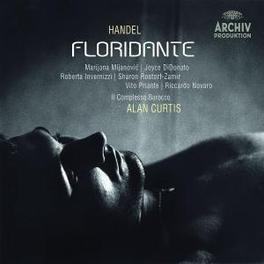 FLORIDANTE IL COMPLESSO BAROCCO/ALAN CURTIS Audio CD, G.F. HANDEL, CD