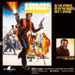 SAVAGE! Audio CD, OST, CD