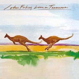 LIVE IN TASMANIA Audio CD, JOHN FAHEY, CD