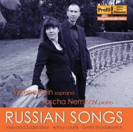 RUSSIAN SONGS V/A, CD