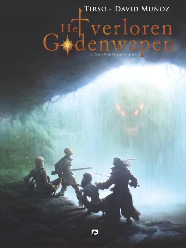De boekaniers 1 SC VERLOREN GODENWAPEN, Muñoz, David, Paperback