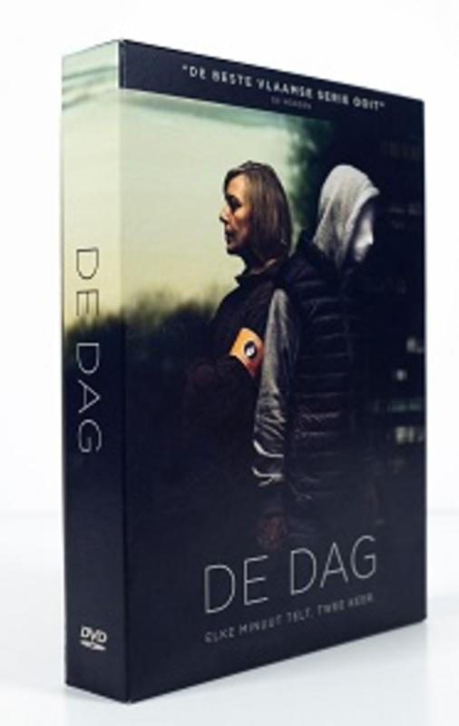 De dag, (DVD) Mahieu, Julie, DVD