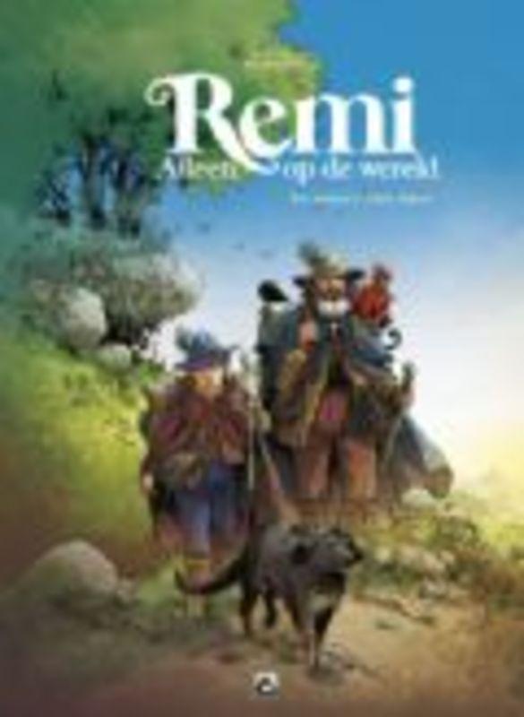 Remi, Alleen op de wereld Stalner, Éric, Hardcover