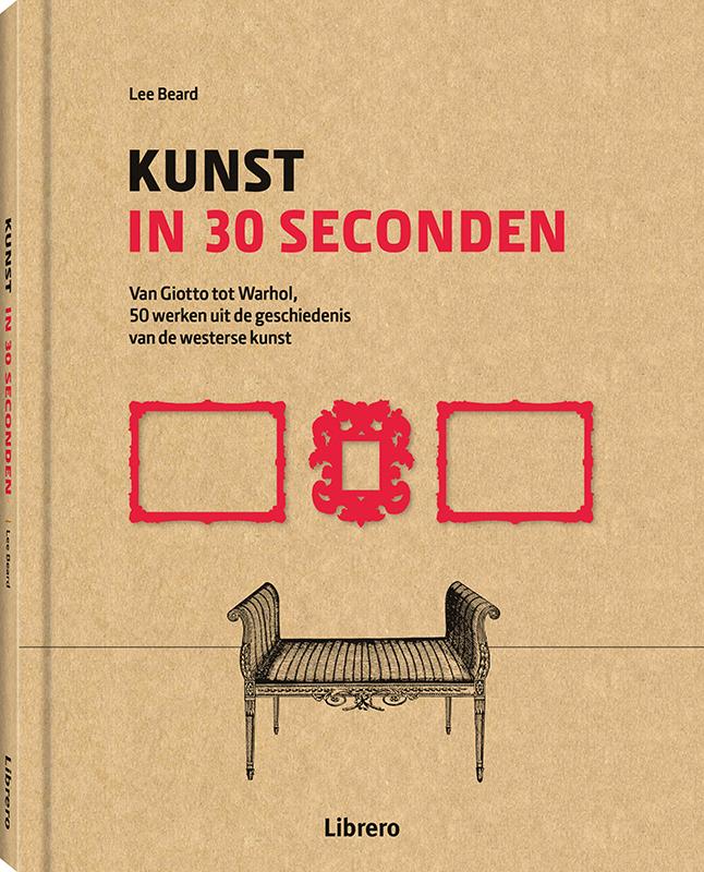 Kunst in 30 seconden Lee Beard, Hardcover