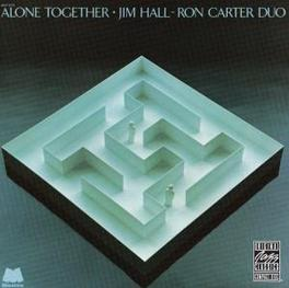 ALONE TOGETHER Audio CD, JIM/RON CARTER HALL, CD