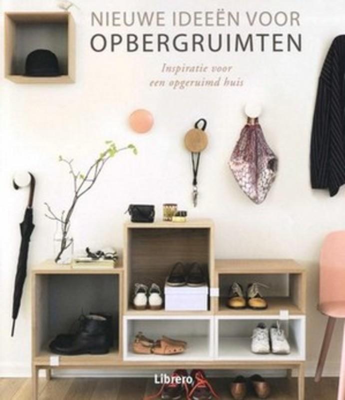 Nieuwe ideeën voor opbergruimten Natalia Geci, Hardcover