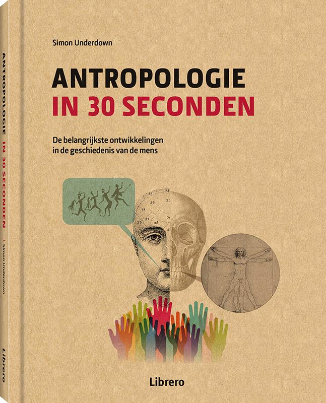 Antropologie in 30 seconden Adams, Russell, Hardcover