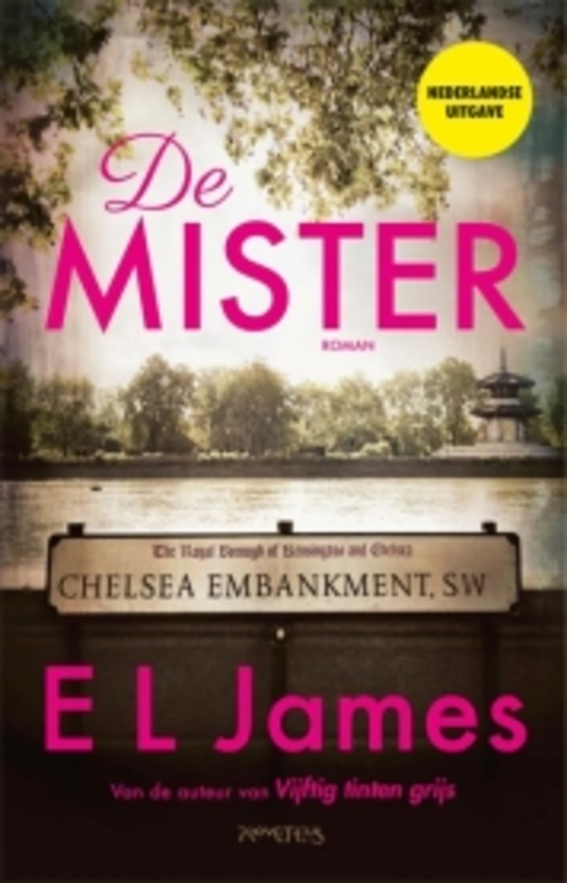 De Mister E L James, Paperback