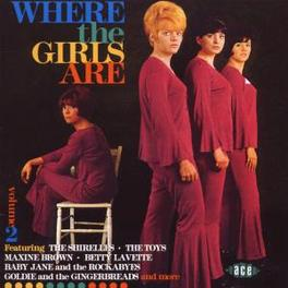 WHERE THE GIRLS ARE 2 -30 10 UNREL. TRAX. Audio CD, V/A, CD