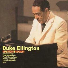 FLYING HOME-LIVE, BLUE CHICAGO 1952 DUKE ELLINGTON, CD