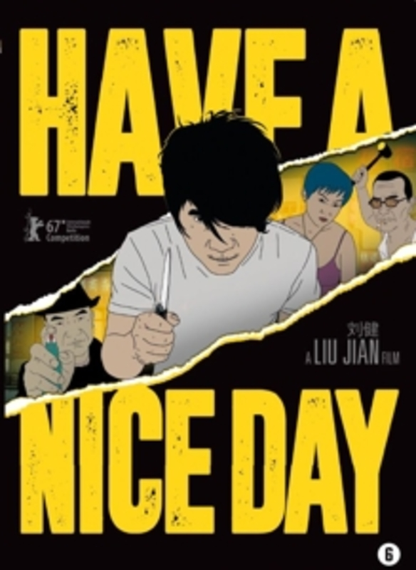 Have A Nice Day Jian Liu, DVDNL