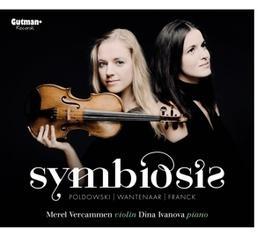 SYMBIOSIS WORKS BY POLDOWSKI/WANTENAAR/FRANCK VERCAMMEN, MEREL & DINA I, CD