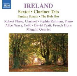 SEXTET/CLARINET TRIO MAGGINI QUARTET Audio CD, J. IRELAND, CD