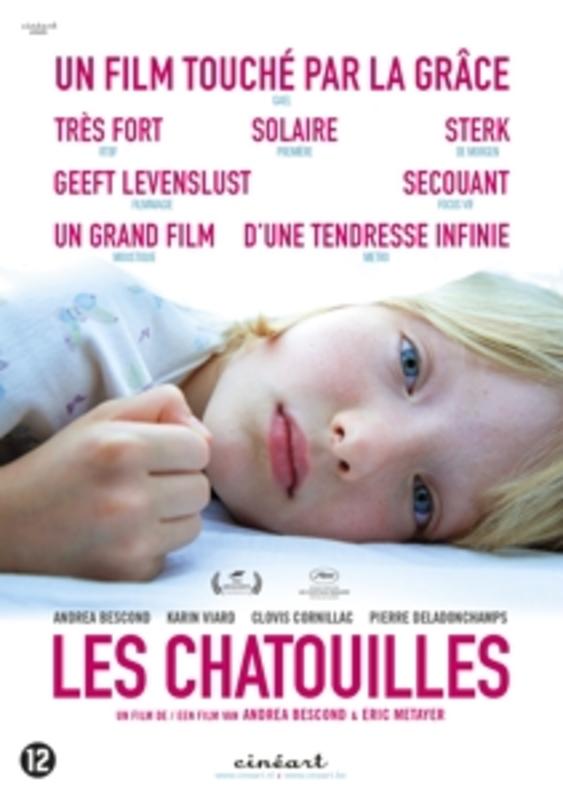 Chatouilles BILINGUAL /CAST: ANDRIA BESCOND, KARIN VIARD DVDNL