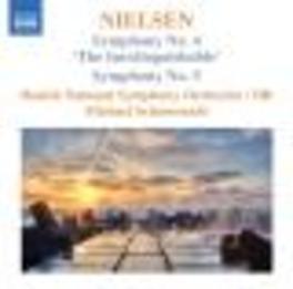 SYMPHONIES NOS.4 & 5 DANISH NAT.S.O./SCHONWANDT Audio CD, C. NIELSEN, CD