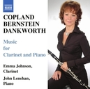 MUSIC FOR CLARINET & PIAN JOHNSON, LENEHAN
