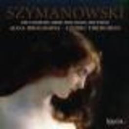 COMPLETE MUSIC FOR.. .. VIOLIN AND PIANO//IBRAGIMOVA/TIBERGHIEN Audio CD, K. SZYMANOWSKI, CD