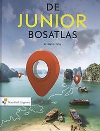 De Junior Bosatlas 7e editie. Hardcover