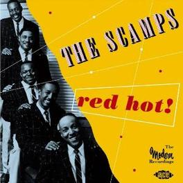 RED HOT! 21 TRACKS FROM 1947/1948 W/12 PREV. UNRELEASED TRACKS Audio CD, SCAMPS, CD