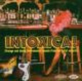 INTOXICA! -26TR- STRANGE & SLEAZY INSTRUMENTAL SOUNDS FROM THE SOCAL SUB Audio CD, V/A, CD