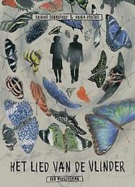 Het lied van de vlinder een beeldroman, Reinier Sonneveld, Hardcover