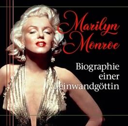 MARILYN MONROE -.. AUDIOBOOK, CD