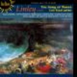 SONG OF MOSES/LET GOD ARI GOODING, DANEMAN, KING, FORBES Audio CD, LINLEY, CD