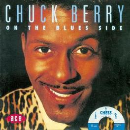 ON THE BLUES SIDE 21 DUCK WALKIN' GUITAR LOADED TRACKS OF BERRY! Audio CD, CHUCK BERRY, CD