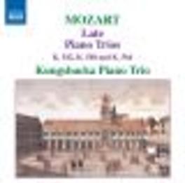 PIANO TRIOS VOL.2 KUNGSBACKA PIANO TRIO Audio CD, W.A. MOZART, CD