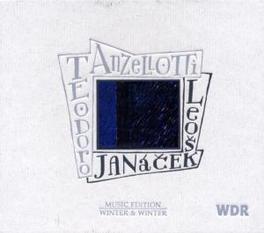 LEOS JANACEK DIGIT.REMASTERED Audio CD, TEODORO ANZELLOTTI, CD