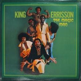 MAGIC MAN/L.A. BOUND 1976 & 1977 ALBUMS Audio CD, KING ERRISSON, CD