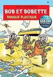 Panique Plastique Bob et Bobette, Willy Vandersteen, Paperback