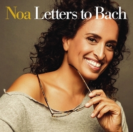 LETTERS TO BACH ALBUM WITH SONGS INSPIRED BY BACH NOA, CD