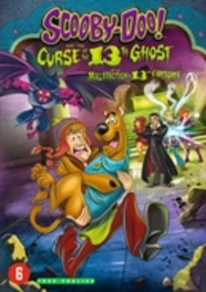 Scooby Doo - Curse of the 13th ghost, (DVD) .. GHOST / BILINGUAL DVDNL