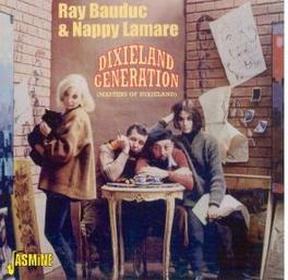 DIXIELAND GENERATION 2LP ON 1CD RIVERBOAT DANDIES & TWO BEAT GENERATION Audio CD, BAUDUC, TAY & NAPPY LAMAR, CD