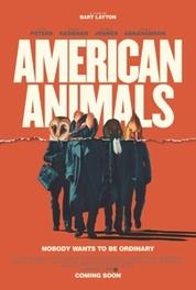 American animals, (DVD) CAST: EVAN PETERS, BLAKE JENNER /BY: BART LAYTON DVDNL