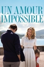 Un amour impossible, (DVD) DVDNL