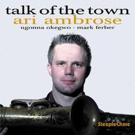 TALK OF THE TOWN Audio CD, ARI AMBROSE, CD