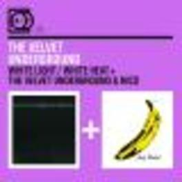 WHITE LIGHT WHITE.. .. HEAT/VELVET UNDERGROUND//2 FOR 1 SERIE Audio CD, VELVET UNDERGROUND, CD