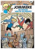 JOMMEKE 294. DE WRAAK VAN DE MUMMIES