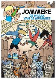 De wraak van de mummies Nys, Jef, Paperback