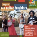SONGS OF OUR NATIVE.. .....