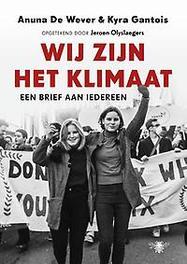 Wij zijn het klimaat een oproep aan iedereen, Olyslaegers, Jeroen, Paperback