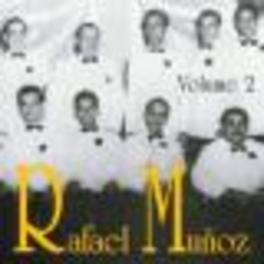 VOL.2 Audio CD, RAFAEL MUNOZ, CD