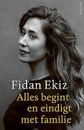 Alles begint en eindigt met familie Fidan, Ebook
