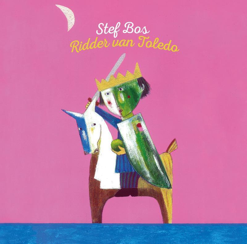 RIDDER VAN TOLEDO STEF BOS, CD