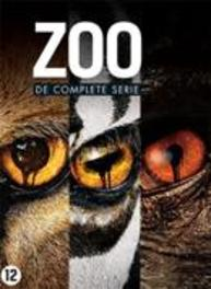 Zoo - Complete collection, (DVD) Patterson, James, DVDNL