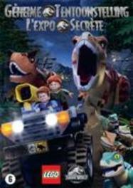 Lego jurassic world De geheime tentoonstelling (DVD)